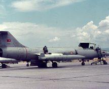 13644, F-104G TurkishAF (FK)