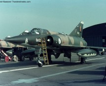 Mirage 5BA , BAF (FK)
