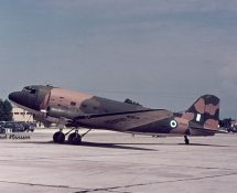 C-47 316406 of the HAF (FK)