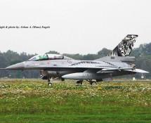 F-16B Noorse LM 692 Volkel 7-10-2010 J.A.Engels