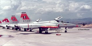 97166, RF-5A HAF (FK)