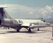 22325/FG-325 Starfighter Turkish AF (FK)