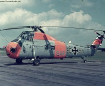 Sikorsky S-58 German Navy (FK)