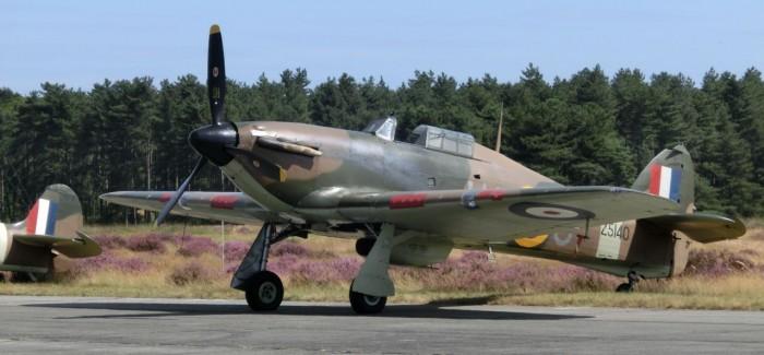 Warbirds Fly-in Oostmalle-Zoersel (Belgium), August 17th, 2012