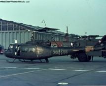 Bell UH-1 , WGAF (FK)