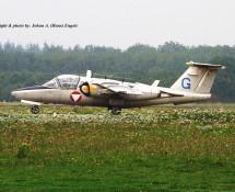 Saab 105 Oostenr.LM Volkel 7-10-2010 J.A.Engels