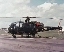 Alouette III French Navy (FK)