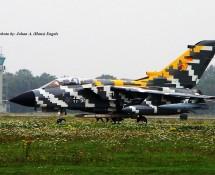 Tornado 46+29 Duitse Luftwaffe Volkel 7-10-2010 J.A.Engels