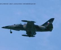 Aero L-39 Albatros 0004 Tsjech.LM Eindhoven 3-7-1993 J.A.Engels