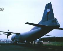 Antonov AN-12 2105 Tsjech.LM Eindhoven 3-7-1993 J.A.Engels