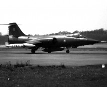 CF-104 104333 of the 1 CAG (FK)