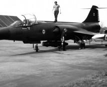 CF-104G Starfighter