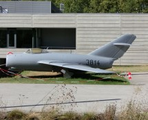 MIG-15, Toulouse 09/2013 (FK)