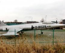 F-104G Hasselt