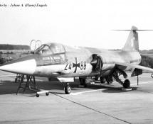 F-104G , WGAF (HE)