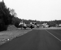 F-4 flightline at Twente (FK)