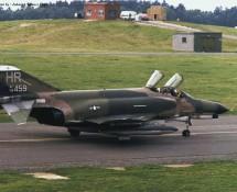 F-4E 68-459(2) HR (50TFW 313 TFS) Hahn Dld. 18-9-1978 J.A.Engels