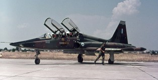 F-5B HAF (FK)