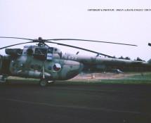 Mil Mi-17 0832 Tsjech.LM Eindhoven 3-7-1993 J.A.Engels