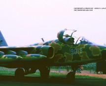 Sukhoi SU-25 9013 Tsjech.LM Eindhoven 3-7-1993 J.A.Engels