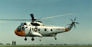 Sikorsky S-61 R.Danish AF (FK)