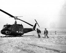 Vliehors UH-1D 70+97