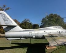 F-84F, Athens (GA) 11/2013