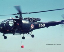 Alouette III French Navy (HE)