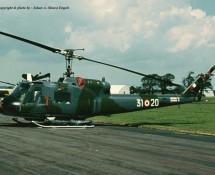 Agusta-Bell 204 Italian AF (HE)