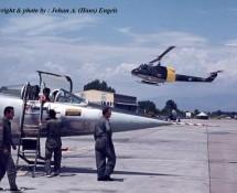 F-104 Turkish AF + Bell UH-1 HAF (HE)