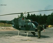 Agusta-Bell 206 (OH-58) HAF 70-8260  (HE)