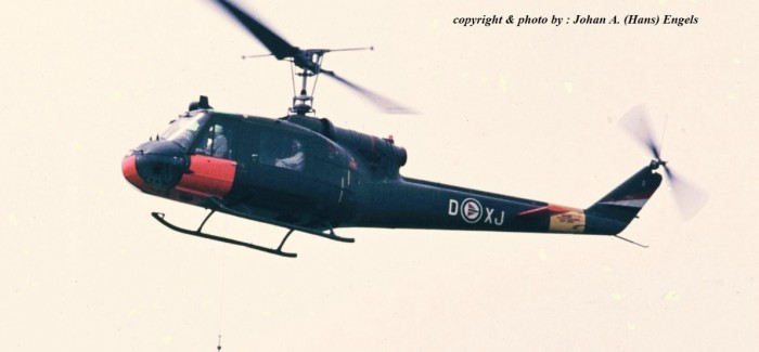 Ypenburg (NL), NATO Helicopter Rescue Meet, May 28th, 1970