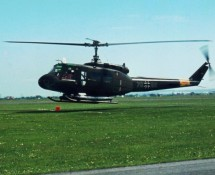 Bell UH-1 German Luftwaffe (HE)