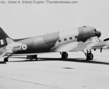 Douglas C-47 HAF (resident) (HE)