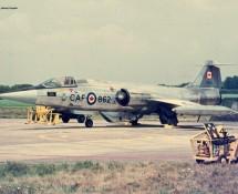 cf-104 canadese lm caf862-12862-dln 1970-j-a-engels