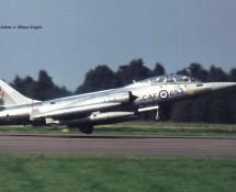 CF-104D , CAF (HE)