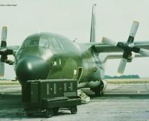 hercules c-130 belg.lm -ch01-melsbroek-1972-j-a-engels