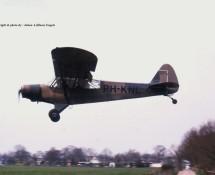 Piper Super Cub , Hilversum 2001 (HE)