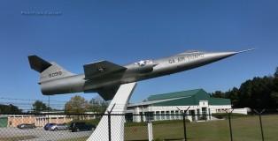 F-104C, Brunswick (GA) 11/2013