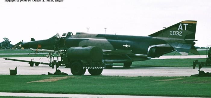 RAF Alconbury (U.K.), August, 1970