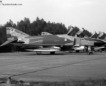 F-4D 66-8727/SP of 52-tfw23tTFS (FK)