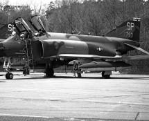 F-4D-66-8793/SP of Spangdahlem based 23TFS?52TFW (FK)