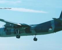 FOKKER 60 U-01 Gilze Rijen 1997 J.A.Engels
