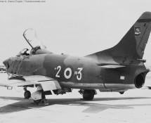 Fiat G.91R , It.AF 2-3 (HE)