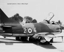 Fiat G.91R It.AF 2-4 (HE)