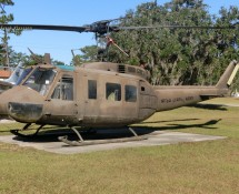 UH-1H, Camp Blanding (Fl) 11/2013