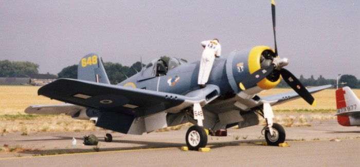 Warbirds at Beauvechain (Belgium) Airshow, September 1999