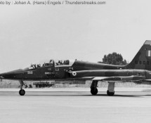 F-5B HAF 89092  (judge team) (HE)