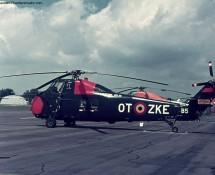 Sikorsky S-58 Belgian AF (FK)