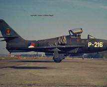 F-84F P-216 KLu